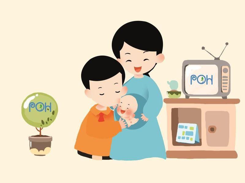 Thai giáo POH luôn đồng hành cùng Ba Mẹ