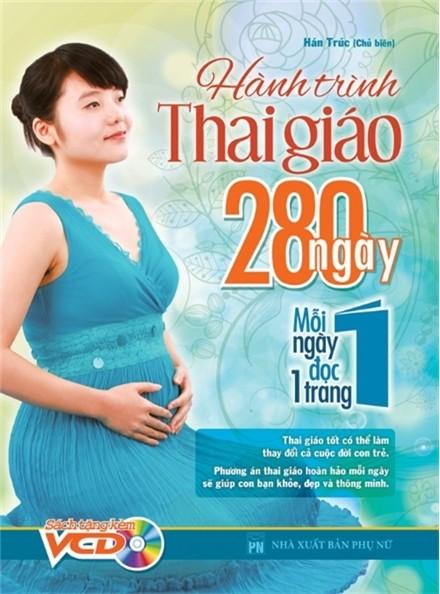 sách thai giáo 01