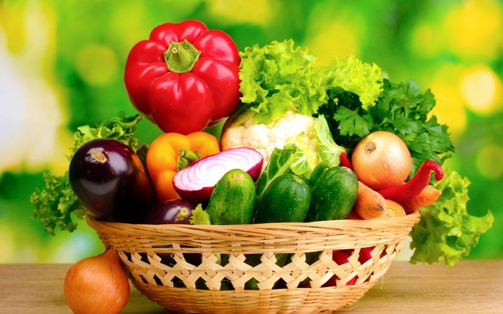 Các loại rau củ quả là nguồn cung cấp vitamin và khoáng chất dồi dào trong thai kỳ