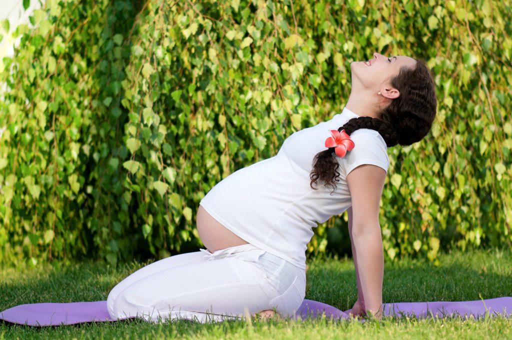 Mẹ bầu vận động giúp con yêu phát triển khỏe mạnh hơn