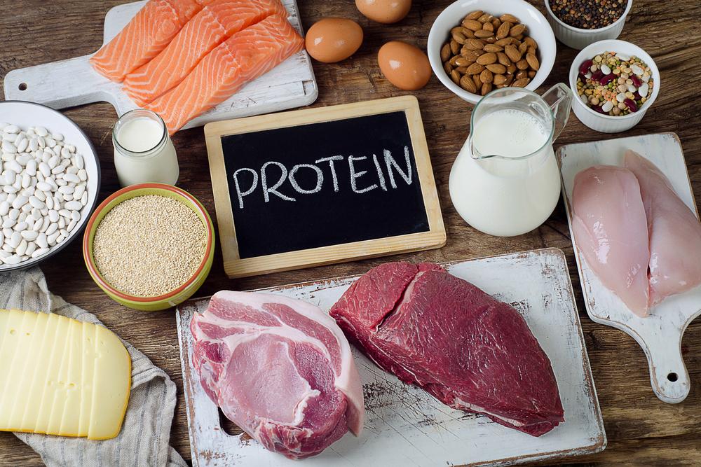 Nguồn thực phẩm dồi dào protein cho mẹ và con yêu
