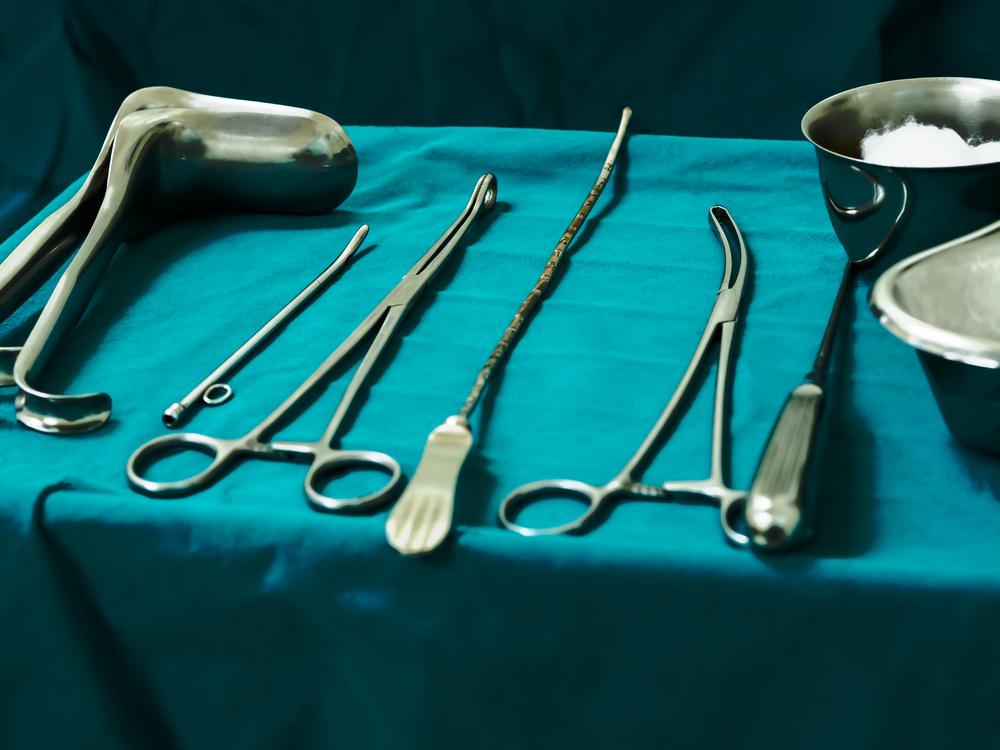 Những dụng cụ phổ biến để bác sỹ tiến hành quy trình nạo thai