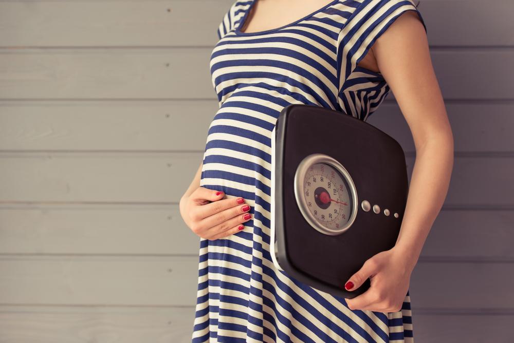 Tăng cân là một trong những dấu hiệu mang thai giả phổ biến