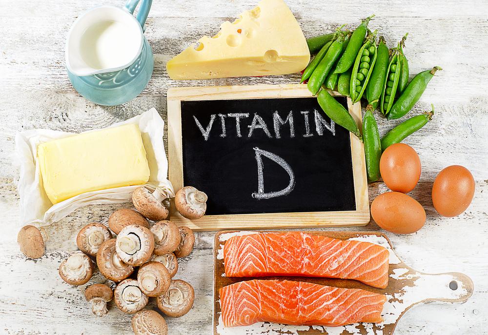 Thực phẩm giàu vitamin D cho bà bầu