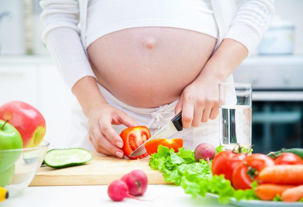Dinh dưỡng thai kỳ và sự phát triển của con yêu