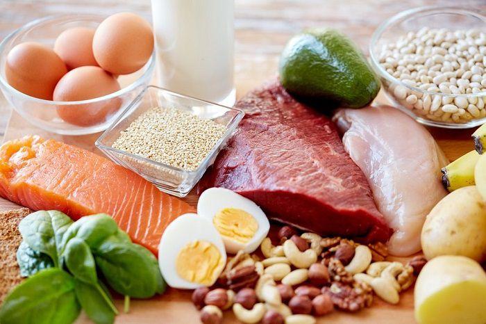 Những loại thực phẩm giàu protein