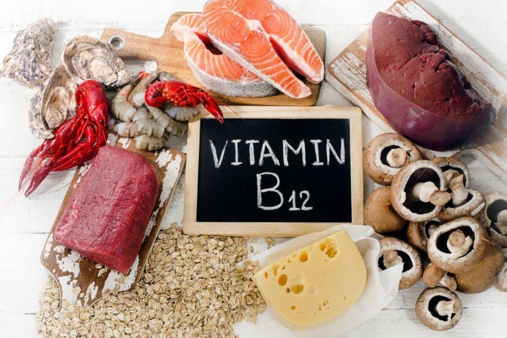Mẹ bầu bổ sung vitamin B12 trước khi mang thai
