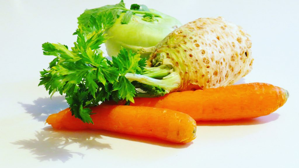 Con yêu có kích thước như một củ cà rốt ở tuần thứ 21