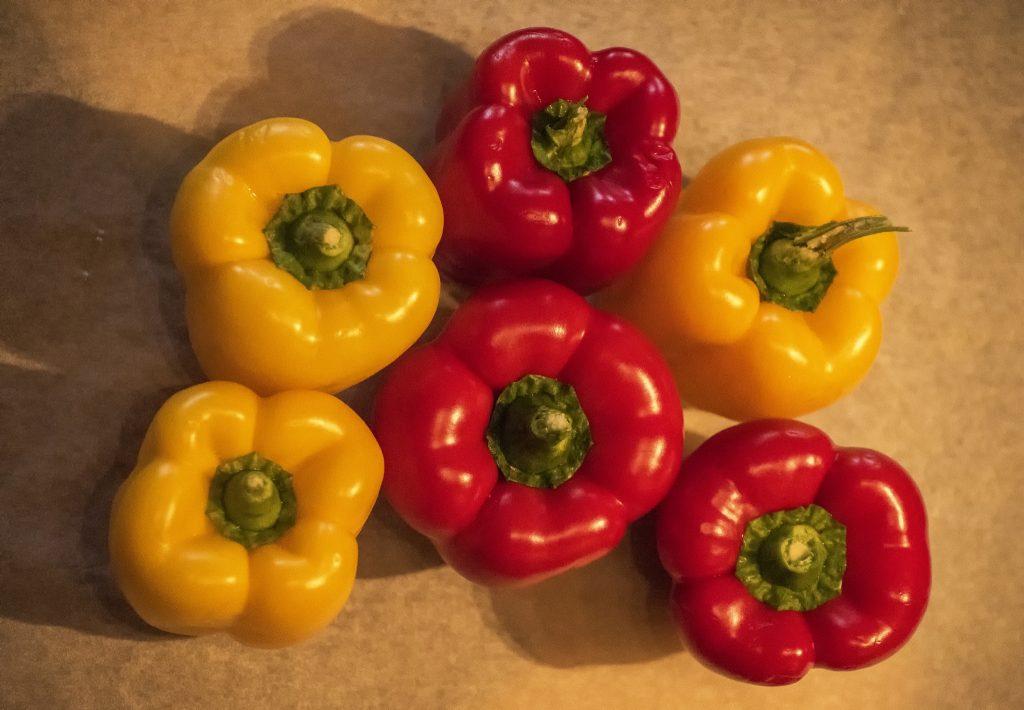 Con yêu tuần 18 có kích thước của một quả ớt chuông