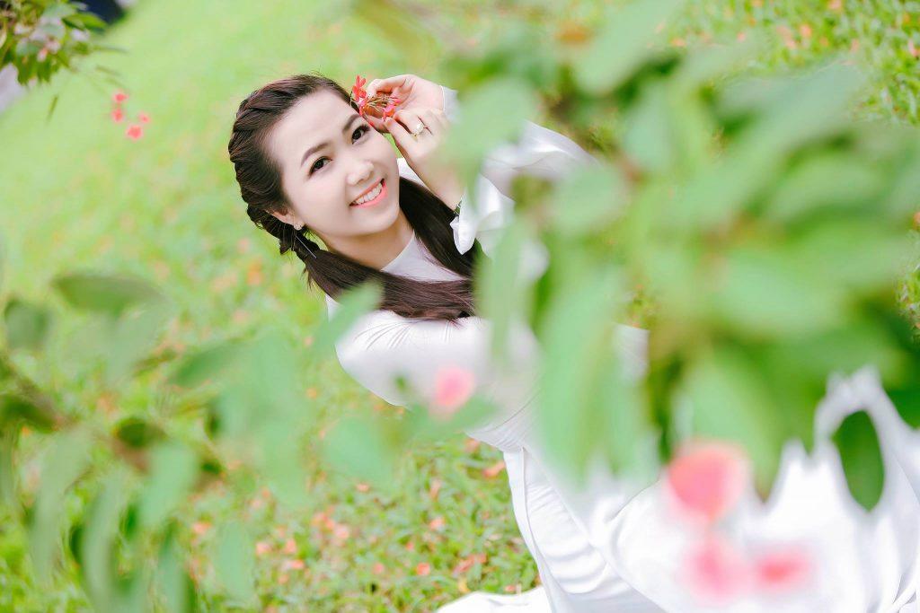 Mẹ Phan Thị Xuân Hoa