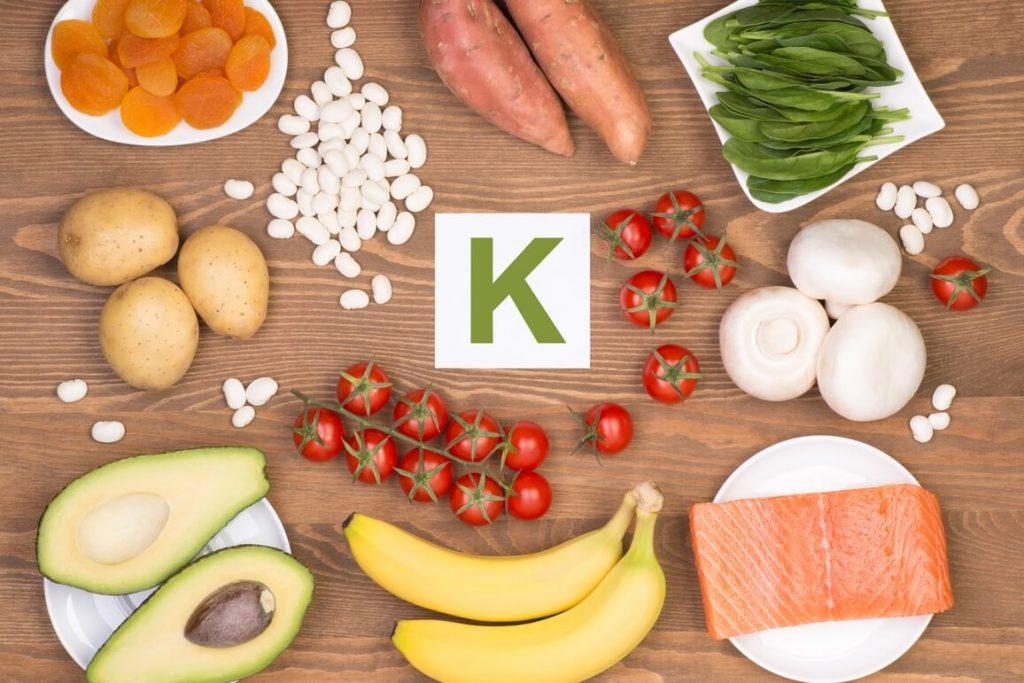 bổ sung vitamin K cho mẹ bầu