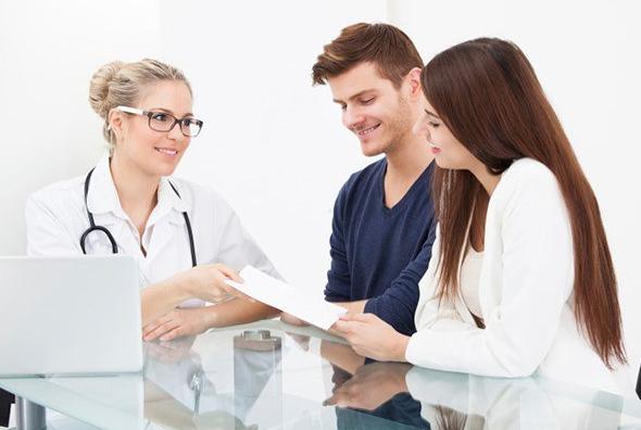 Có nhiều sự lựa chọn cơ sở cho việc khám sức khỏe tiền hôn nhân