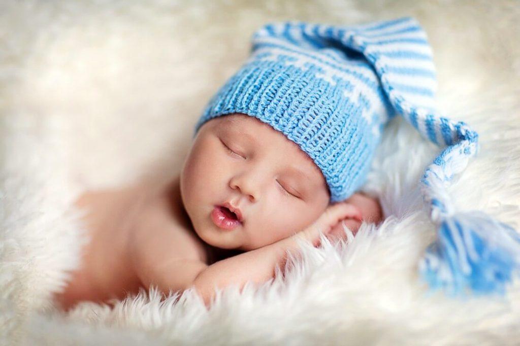 Tập thói quen ăn ngủ cho trẻ sơ sinh với EASY ONE