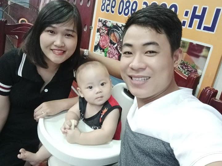 Gia đình Mẹ Dương Hải Yến