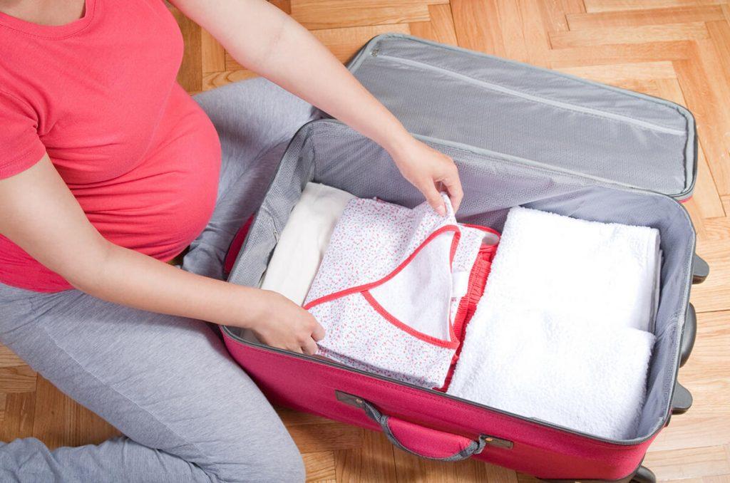 Mẹ bầu cần chuẩn bị gì trước khi sinh