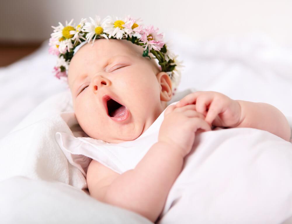 trẻ ngủ ngày 30 phút
