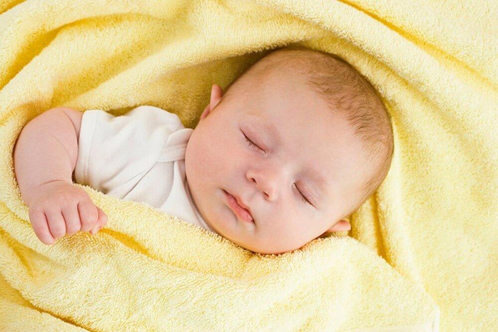 Sự khác biệt về giấc ngủ của trẻ sơ sinh