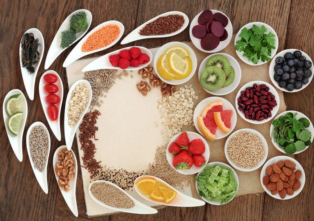 Thực đơn dinh dưỡng cho mẹ bầu
