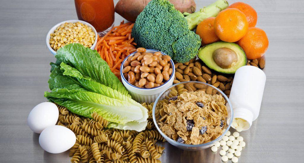 Thai 9 tuần nên ăn gì