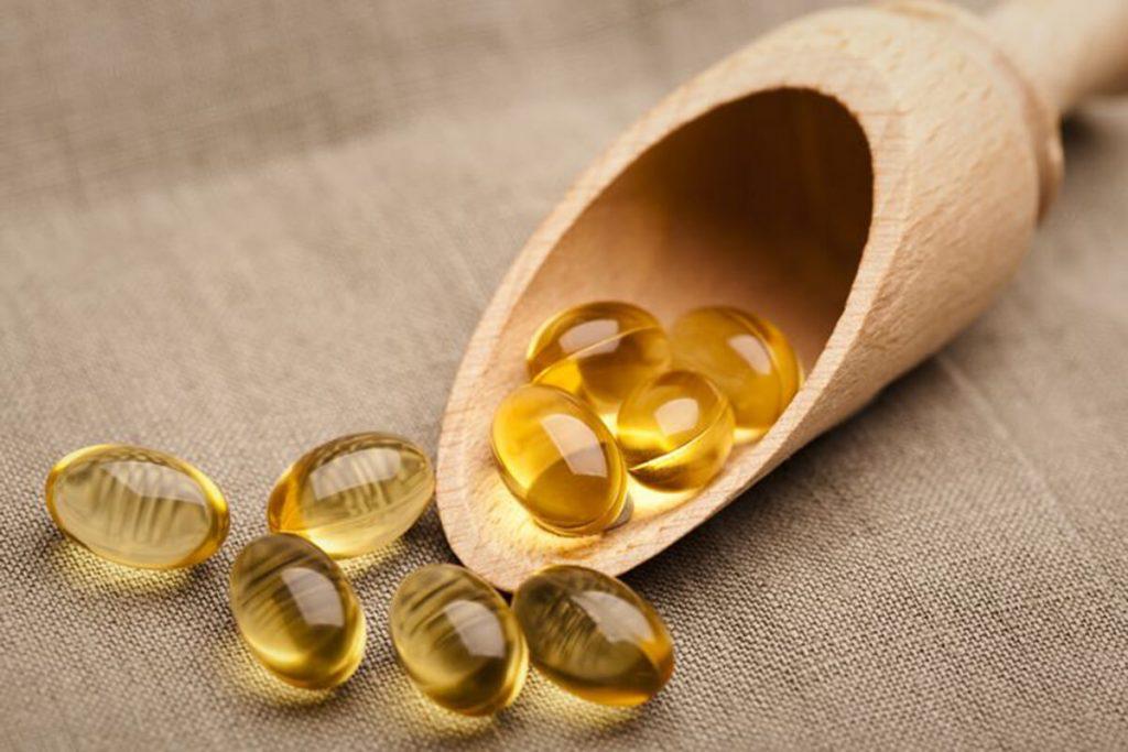 Vitamin E giúp mẹ bầu cải thiện làn da