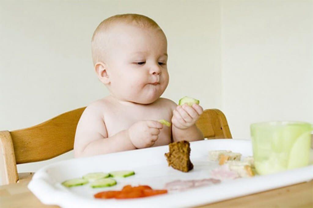 làm thế nào để trẻ ăn thịt