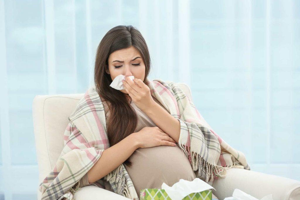 Mẹ bầu bị hen có nguy cơ sinh non cao hơn