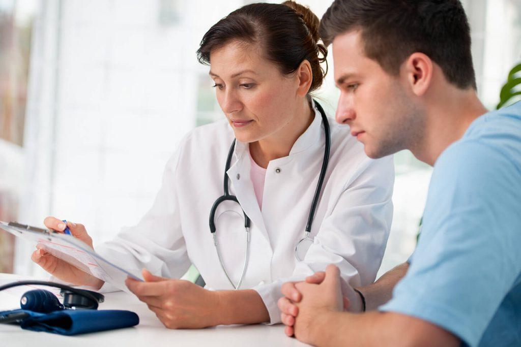 Đàn ông có ít tinh trùng thường có nguy cơ mắc bệnh tật cao hơn