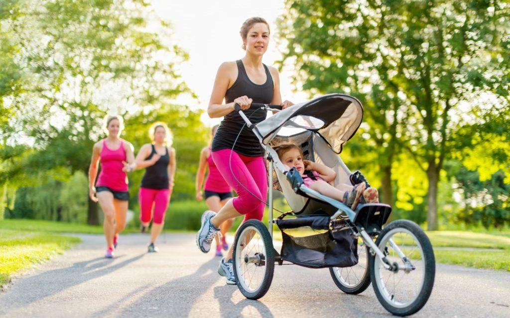 Đi bộ sau sinh mổ giúp mẹ hồi phục cả về thể chết và tinh thần nhanh hơn