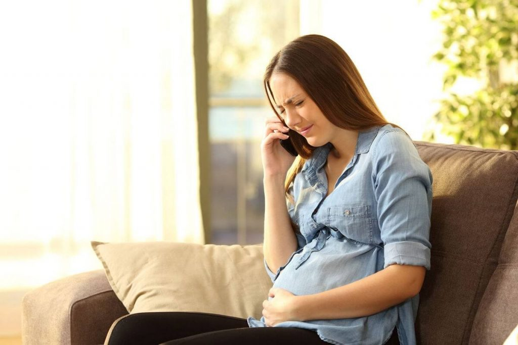 Tâm lý bà bầu ảnh hưởng đến thai nhi